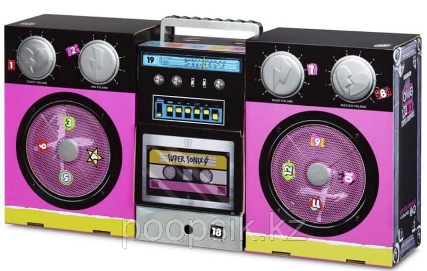 Lol Omg Remix Super Surprise Ремикс магнитофон 70 сюрпризов и 8 кукол лол - фото 2