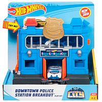 Hot Wheels: Игровой набор Чрезвычайные приключения в городе