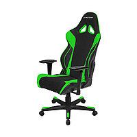 Игровое компьютерное кресло, DX Racer,  OH/RW106/NE, ПУ экокожа, Вид наполнителя: губчатая пена высо
