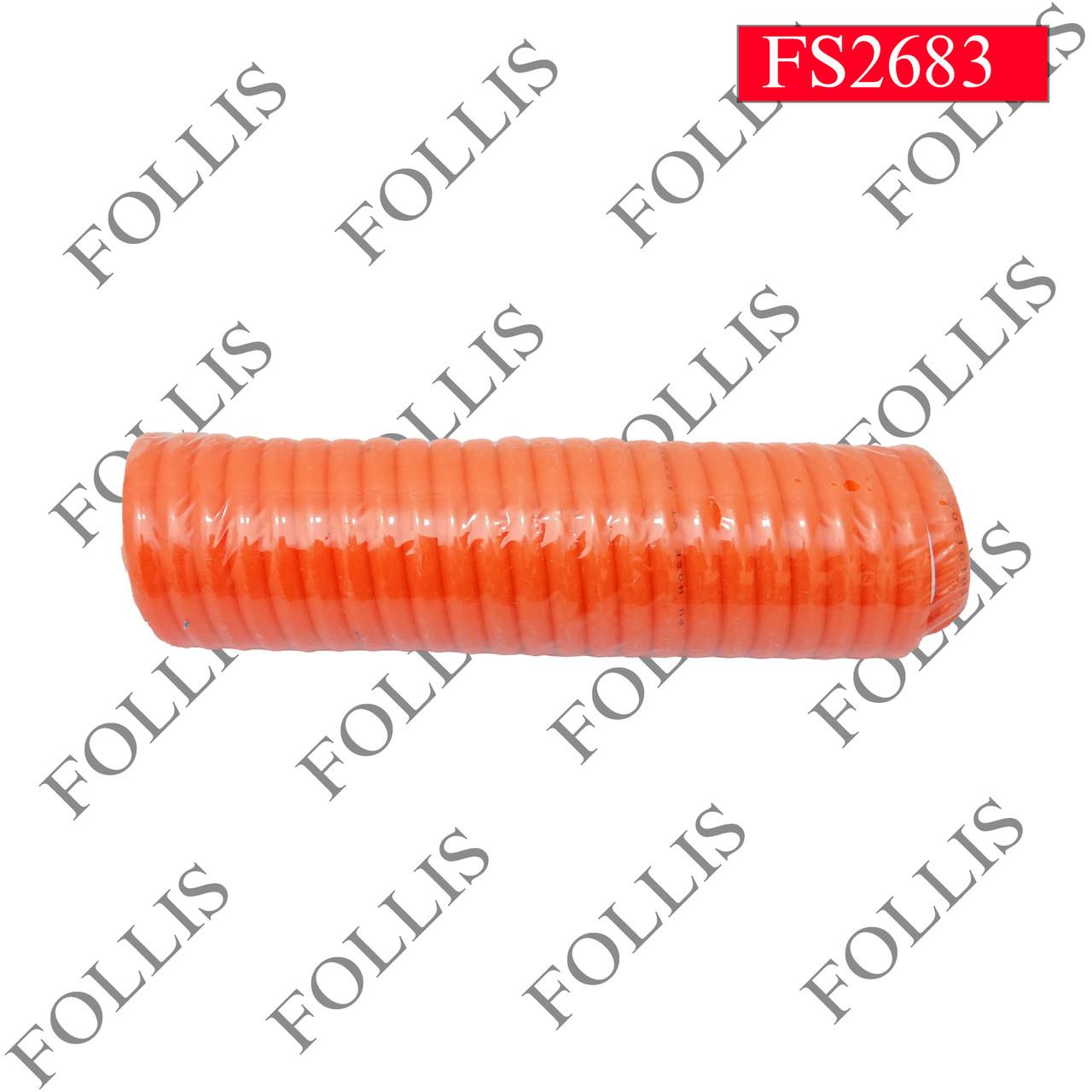 Шланга пружинная PU-10x6.5 6M