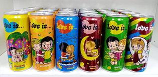 LOVE IS напитки