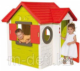 Игровой детский домик со звонком 810402 Smoby