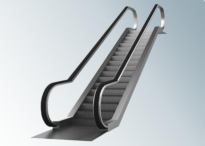 Установка эскалаторных подъемников