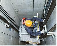 Установка лифтовых кабин и шахт