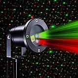 Проектор лазерный уличный с пультом., фото 3