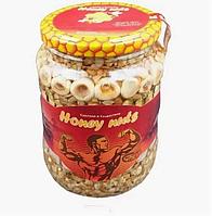Мёд с орехами Honey Nuts 720гр