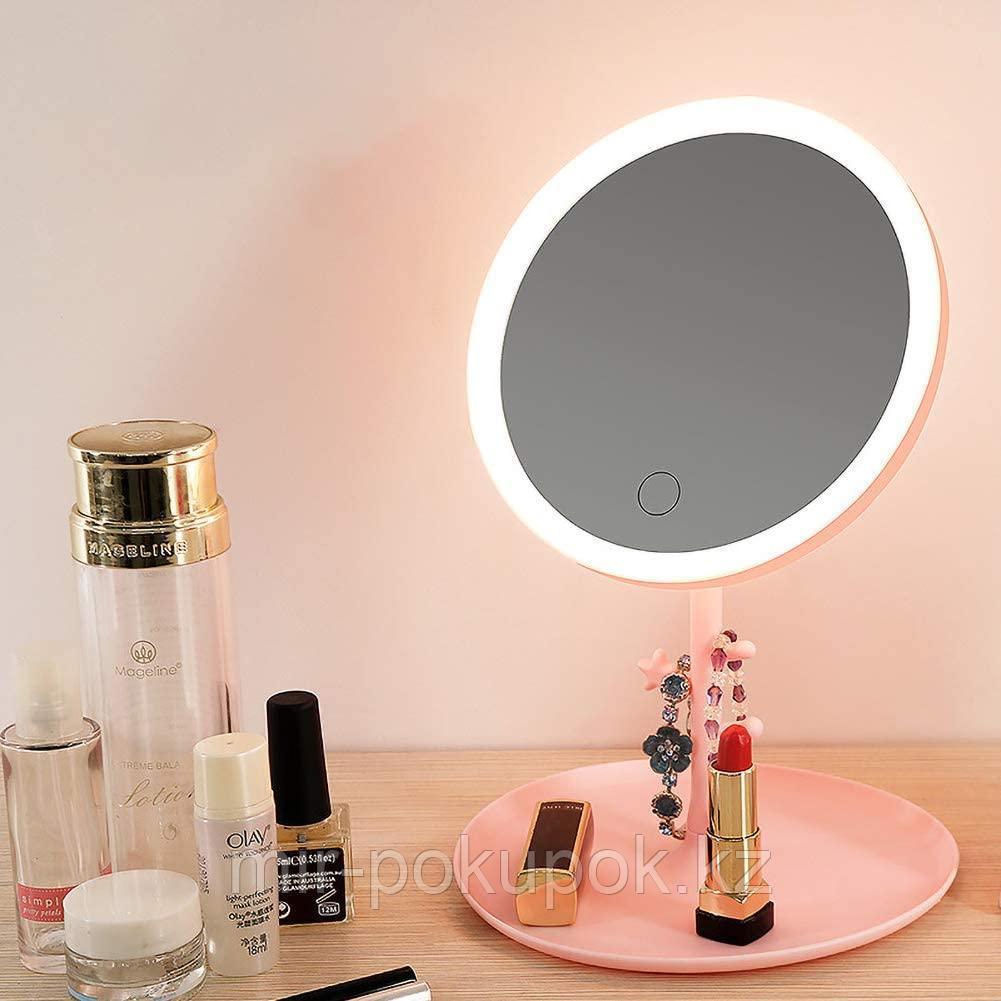 Сенсорное  зеркало с подсветкой