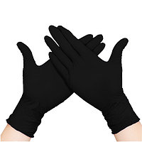 Перчатки нитриловые Gloves UNEX XS в ассортименте (100 шт.) №80029