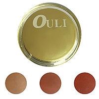 Гель для нейл-дизайна и наращивания ногтей 40 г Ouli (матовое) №3551