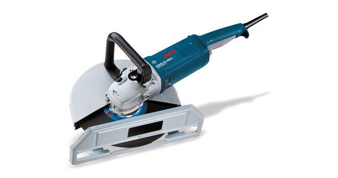 Отрезная машина GWS 24-300 J + SDS Professional