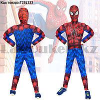 Костюм детский карнавальный раздельный для мальчиков Человек Паук с мускулами