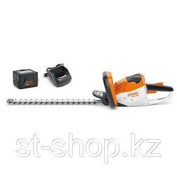 Аккумуляторный кусторез STIHL HSA 56 SET (с AK 10 и AL 101)