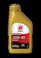 Моторное масло для мотоциклов Idemitsu 4T 10W-40 SL/MA, 1л