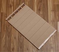 Выдвижная перегородка для шкафов, с регулируемой длиной