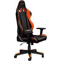 Кресло для геймеров Canyon Deimos CND-SGCH4 черно-оранжевое
