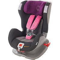 AVIONAUT Удерживающее устройство для детей GLIDER SOFTY ISOFIX 9-25кг Черный/Фиолетовый