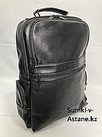 """Стильный городской рюкзак из экокожи""""Cantlor"""".Высота 40 см, ширина 27 см, глубина 16 см., фото 1"""