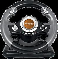 Игровой руль Defender Challenge Mini LE USB, мини, 10 кнопок