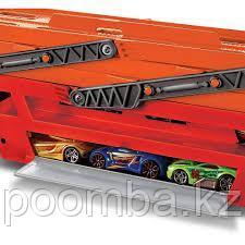 Автовоз Хотвилс Hot Wheels на 50 машинок обновленный - фото 3
