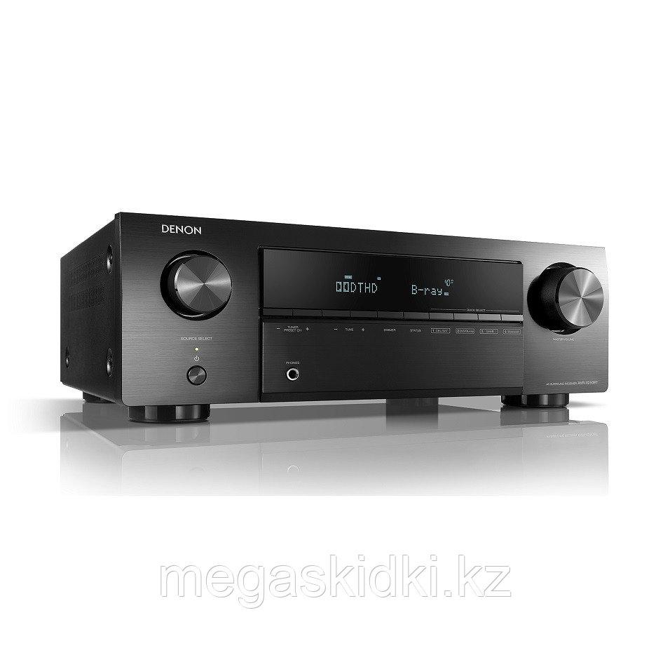 AV-ресивер DENON AVR-X250BT Черный