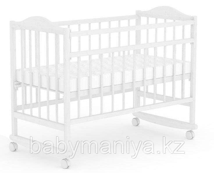 Кроватка детская ФЕЯ 204 белый