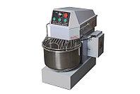 Тестомес 40 литров спиральный 2 скоростной 380 вольт ТМ-40/2
