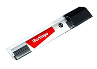 Грифели BERLINGO для механических карандашей, 0,5 мм, НВ