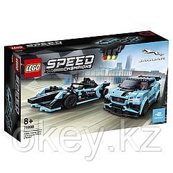 LEGO Speed Champions: LEGO Speed Champions Formula E Panasonic Jaguar Racing GEN2 car Jaguar I-Pace eTrophy