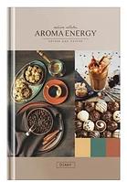 """Ежедневник OfficeSpace """"Кофе. Aroma energy"""", недатированный, A5, 272 страницы, глянцевая ламинация"""