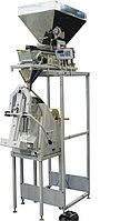 Дозирующий упаковочный полуавтомат для фасовки сыпучих продуктов