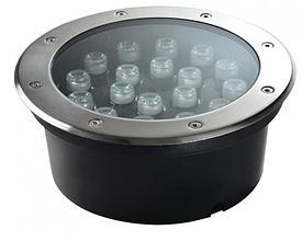 Герметичные наземно-утапливаемые светильники