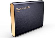 "Team Group T8FED4480G0C108 Жесткий диск SSD внешний 480GB 1.8"" FULL USB3.1 PD400 480GB RETAIL W/C(CABLE)"