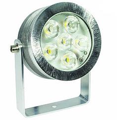 Светильник для сада R7300L-SPIKE LED 6X1W 4000K (TEKL)
