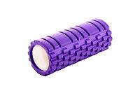 Валик для фитнеса «ТУБА», фиолетовый