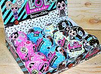 1003-12 Кукла ЛОЛ LOL сюрприз в шаре 12шт, цена за 1шт  7*7см, фото 1