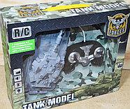 6168 Танк Tank Model на р/у 4 функции 28*24см, фото 2