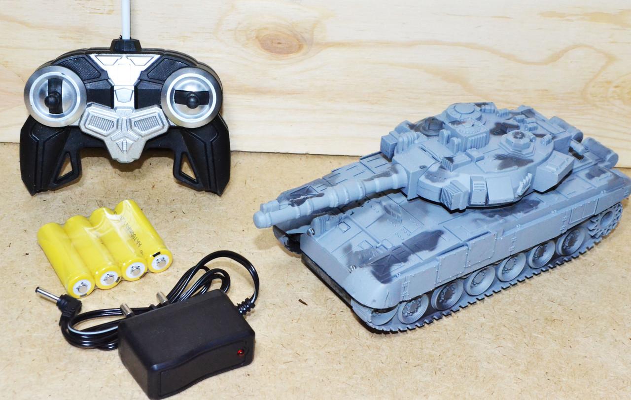 6168 Танк Tank Model на р/у 4 функции 28*24см