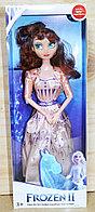 LL615 Кукла Анна Frozen 2 герой из мультика Холодное Сердце 32*12см, фото 1