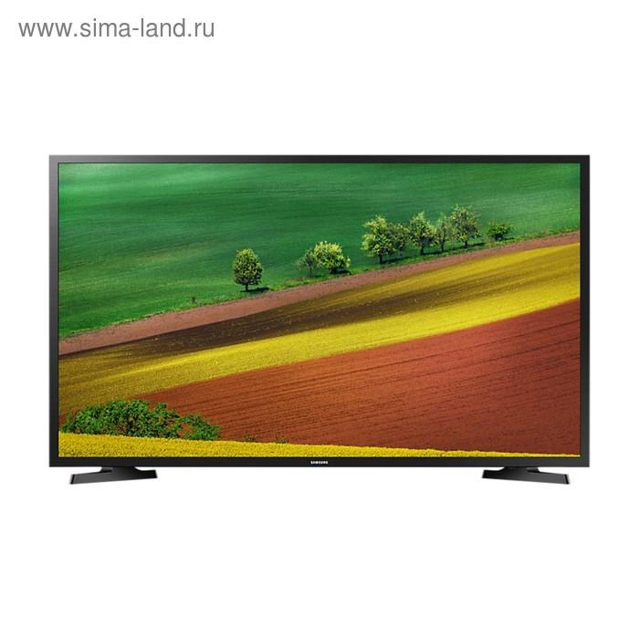 "Телевизор Samsung UE32N4000AU 32"", 1366x768, DVB-T2/C/S2, 2xHDMI, 1xUSB, чёрный - фото 1"