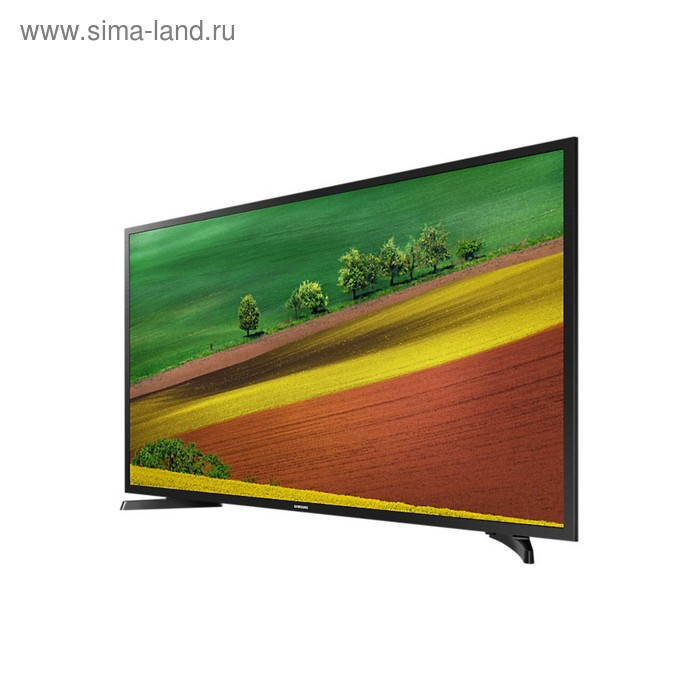"Телевизор Samsung UE32N4000AU 32"", 1366x768, DVB-T2/C/S2, 2xHDMI, 1xUSB, чёрный - фото 2"