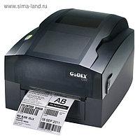 Термотрансферный принтер G300US, 203 dpi, USB+RS232