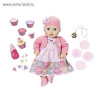Кукла интерактивная, многофункциональная «Праздничная Baby Annabell», 43 см