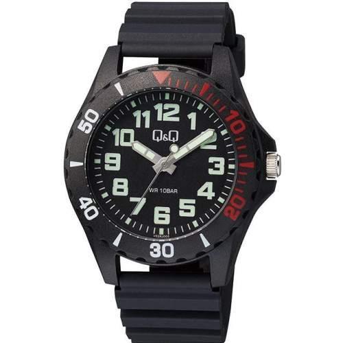 Японские наручные часы Q&Q VS26-004. Гарантия. Рассрочка. Kaspi RED.