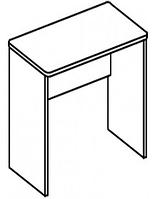 Тумба универсальная для детского сада (400х400х620 мм) арт. ТМ1