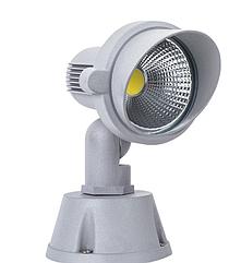 Светильник для сада GA010-SPIKE LED 10W COB 5700K Grey (TS)
