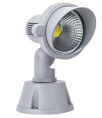 Светильник для сада GA010-SPIKE LED 10W COB 4000K Grey (TS)