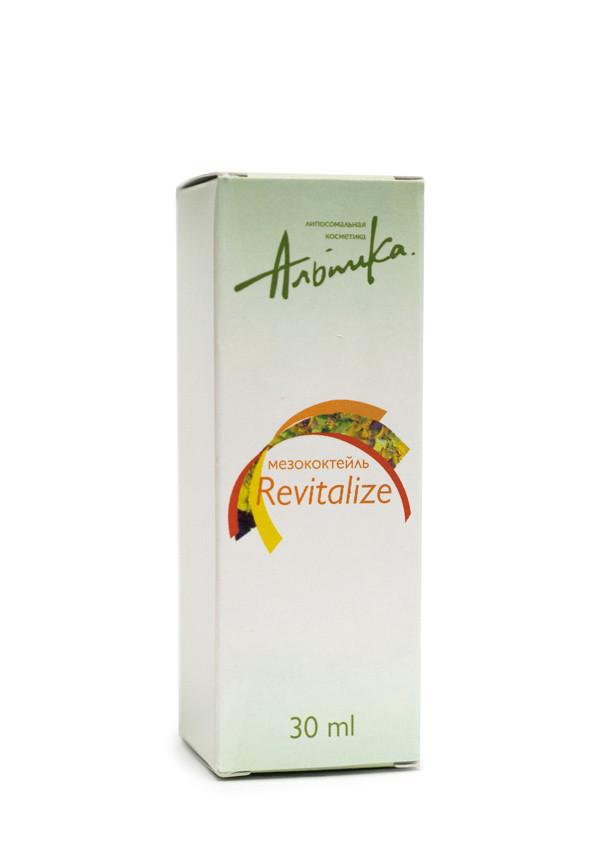 Альпика Мезококтейль для лица Revitalize 30гр