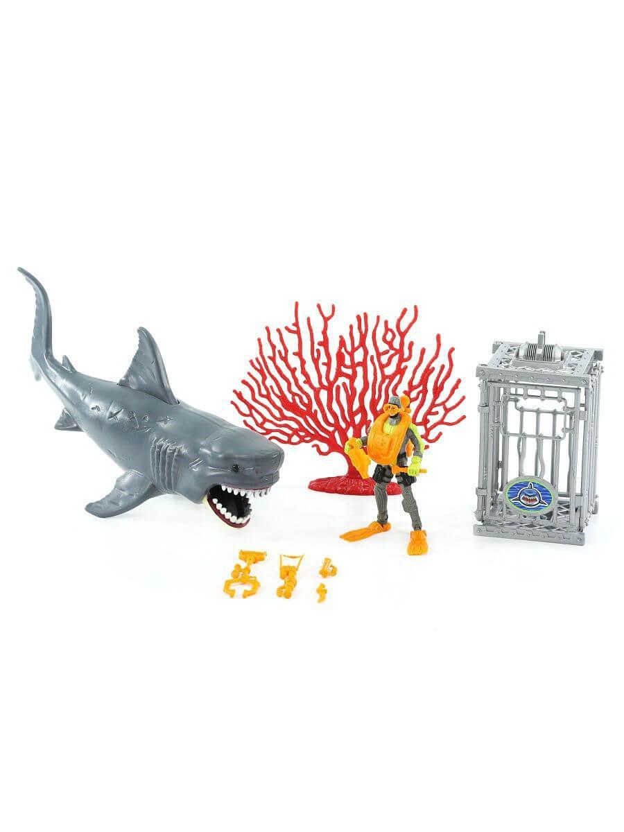 CHAP MEI / Игровой набор: Атака акулы