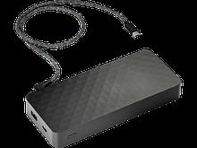 HP 2NA10AA Внешний аккумулятор для ноутбуков HP, USB-C, powerbank для ноутбука