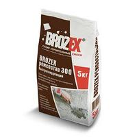 Сухая смесь для ремонта и восстановления бетона и железобетонных изделий Brozex 'Ремсостав 300', 5 кг